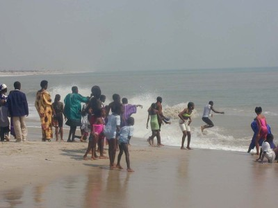 Lagos Bar Beach before being taken over for the project Photo Credit Idowu Ogunleye