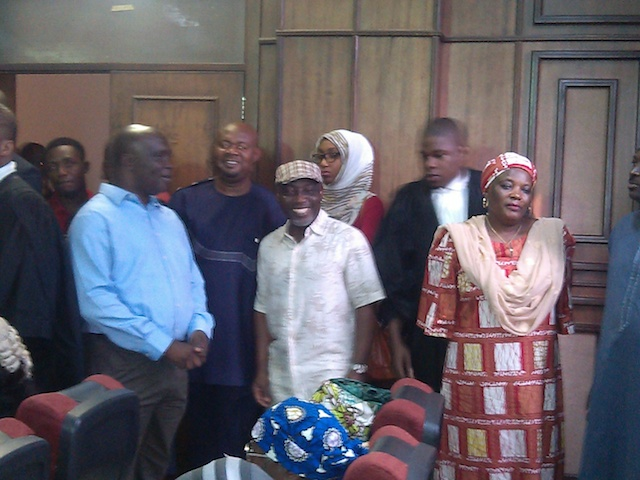 Moro and other accused