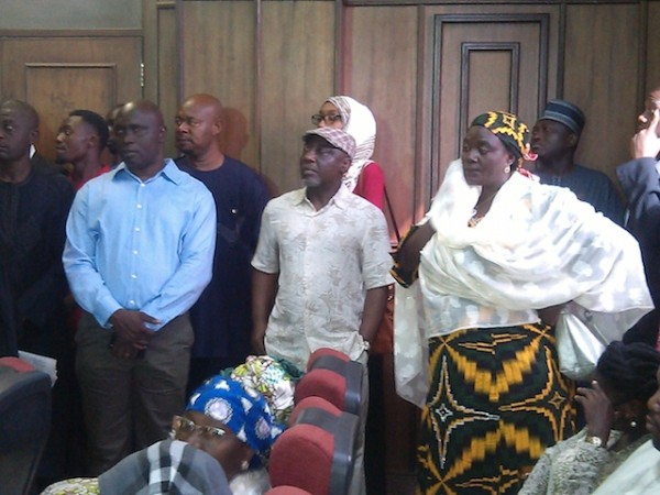 Abba Moro(middle): Trial begins 27 April