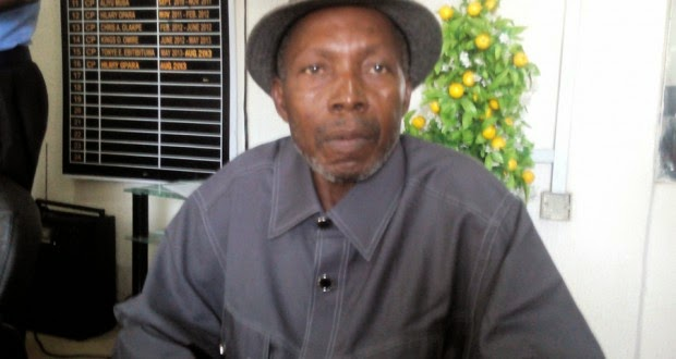 Chief Inengite Nitabai: kidnapped for the second time