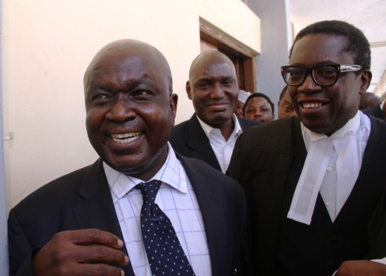 Rickey Tarfa and other lawyers: Judge complains the high number of lawyers meant to harass and intimidate court