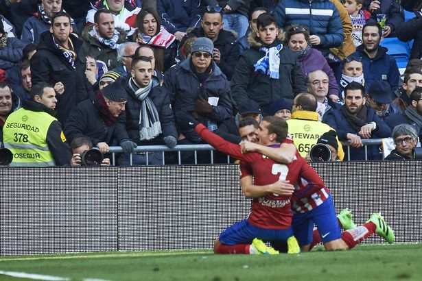 Antoine Griezmann, No 7, ruined Real Madrid