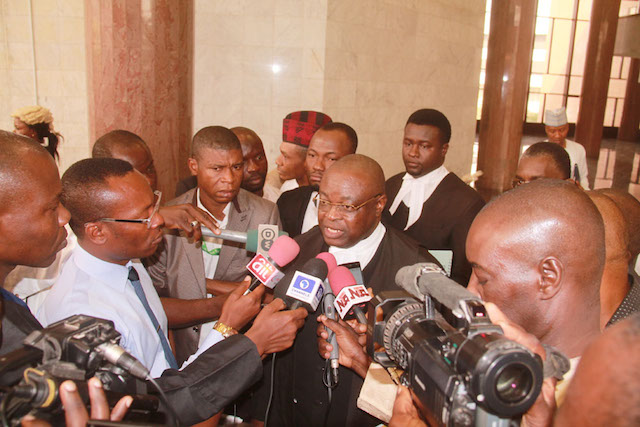Jacobs at the Supreme Court: Saraki must face trial now