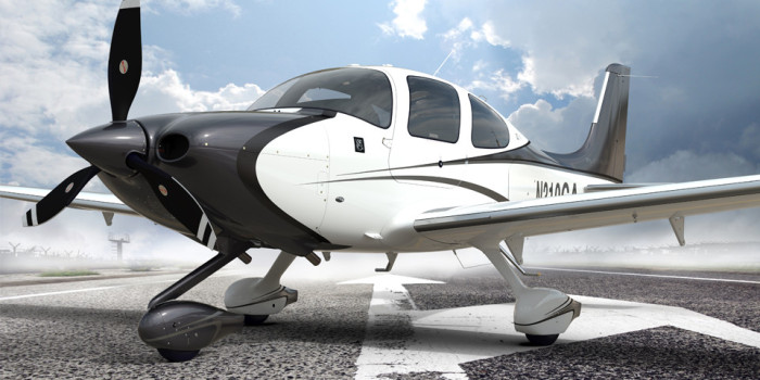 Cirrus SR22: the plane that Odujirin wants to use for the solo flight around the world