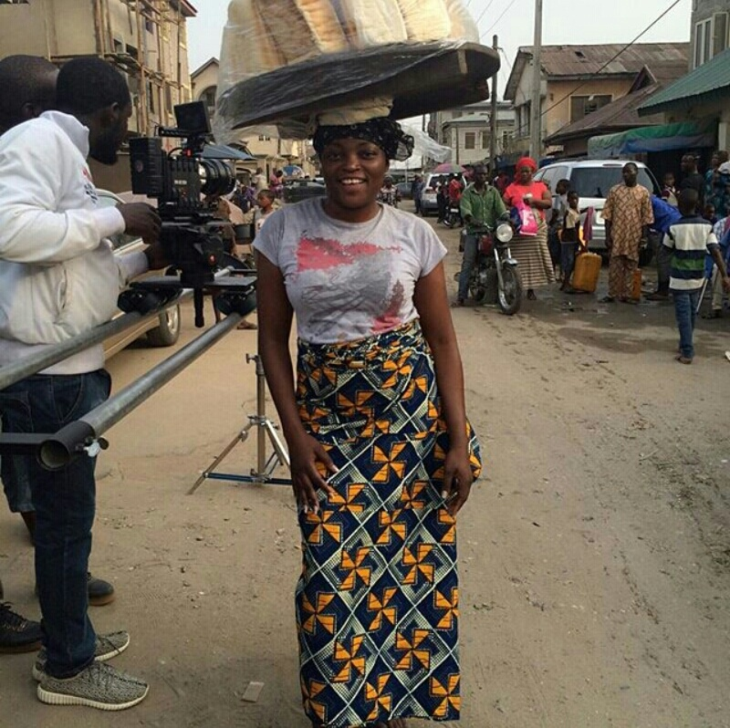 Funke as the lead in the upcoming video