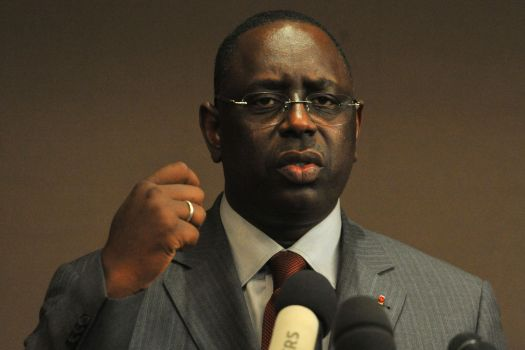 Macjy Sall: breaks campaign promise of 5-year term