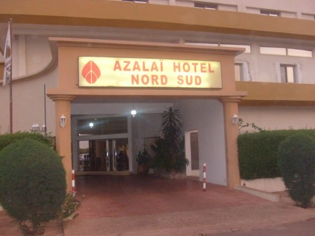 Hotel Nord Sud in Bamako: attacked