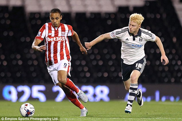 Peter Odemwingie: goal drought since 2014