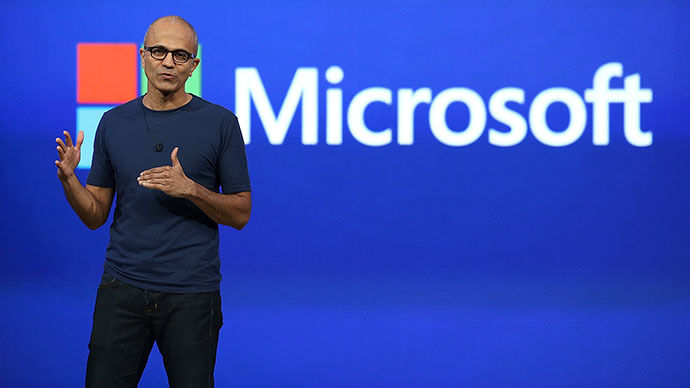 Microsoft interested in Yahoo internet core business