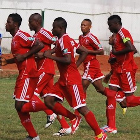 Abia-warriors: Getting set for Rangers on Sunday