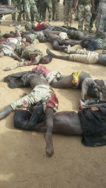 End of the road for Boko Haram militants