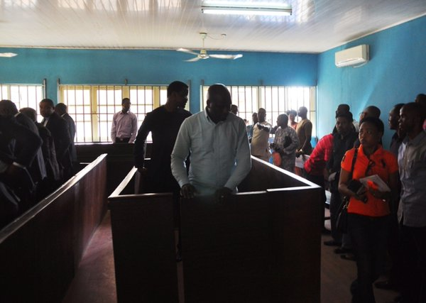 Nyong and Odofin in the dock