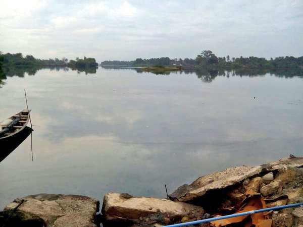 Ogoniland: this water also needs cleanup