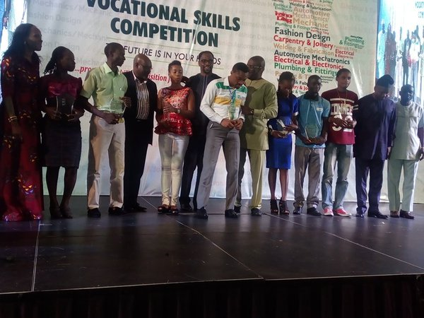 Youth finalists in BoI vocational skill contest