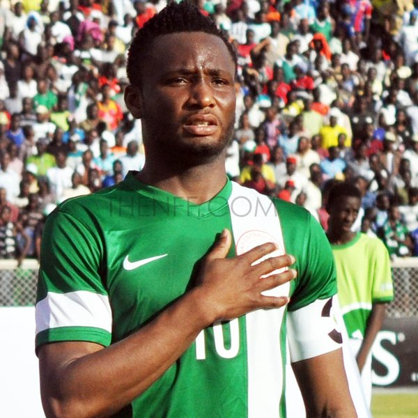Mikel Obi: says Eagles will work harder