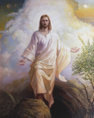 Christians believe that Jesus rose from the dead