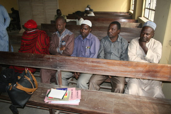 ABUTH staff in court today