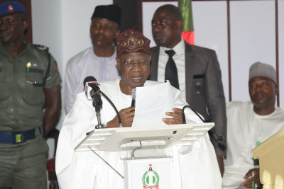 Lai Mohammed: ministry organising culture and tourism summit