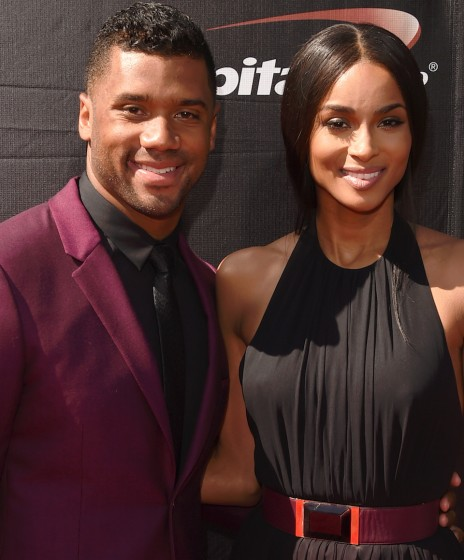 Russell Wilson and Ciara: engagement news dominated Twitter