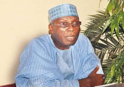 Audu Ogbeh: Minister of agriculture