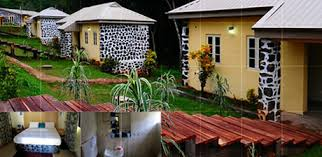 Chalets built for tourists by Fayemi administration