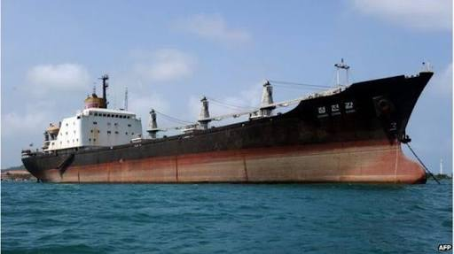 North Korean vessel, among 31 banned from China ports