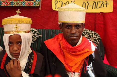 In Ethiopia,  even girls as young as five married off.  Al Jazeera photo