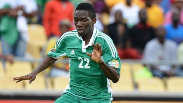 Kenneth Omeruo: knocked out by injury