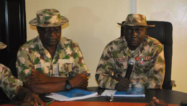 Irabor left, takes over from Umaru