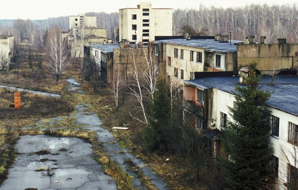 Chernobyl:  still deserted 30 years after a nuclear plant disaster