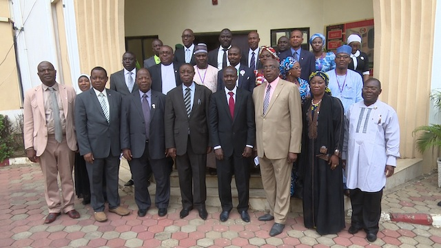 ANAN officials with EFCC officials