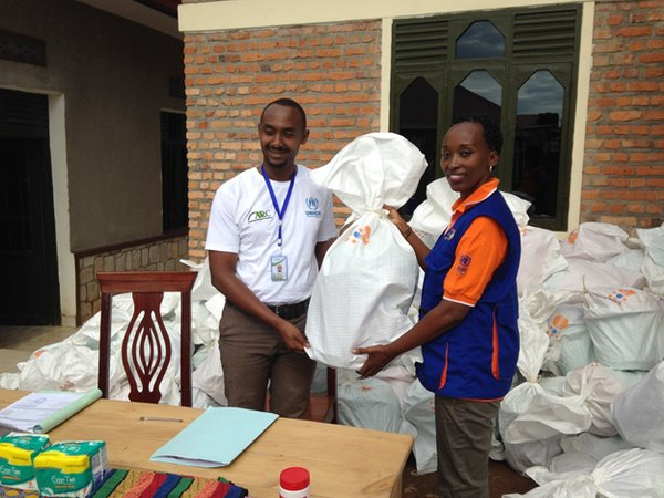 UNFPA dignity pack