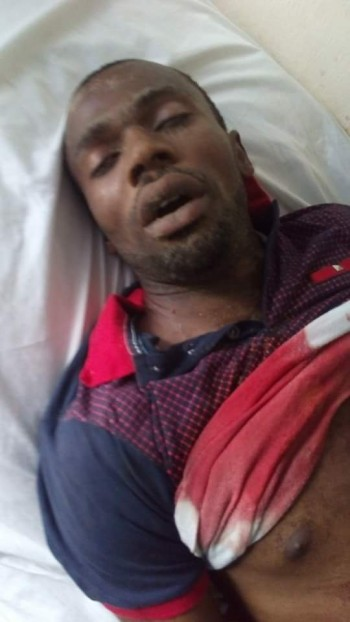 One of the students killed on Monday at UNIPORT