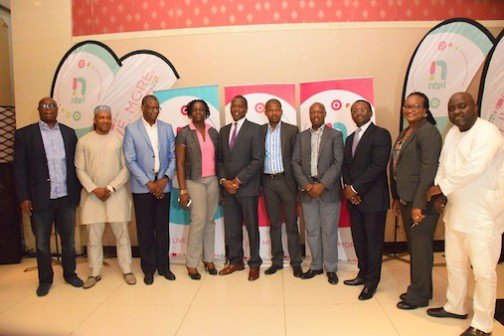 ntel staff at the launch