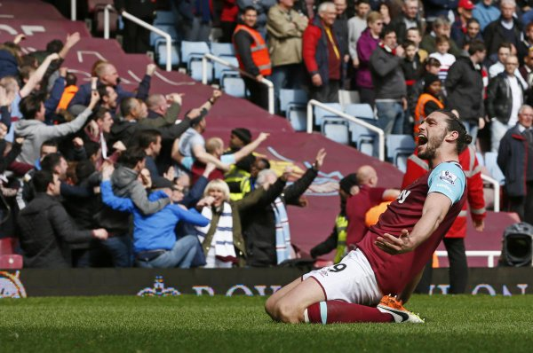 Andy Carroll: the hat trick man who ruined Arsenal