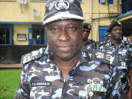 CP Adebanjo: pleased with the orderliness