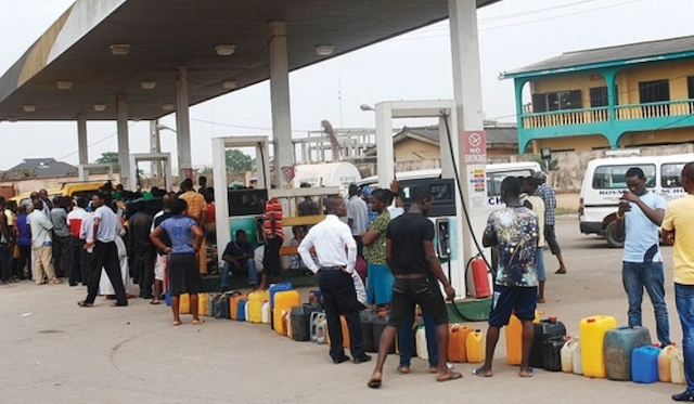 Seized petrol sold at official price by Civil defence corps