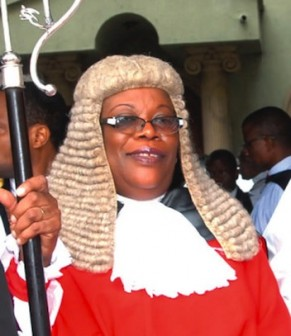 Justice Atilade: frees 184 prisoners in 2 days