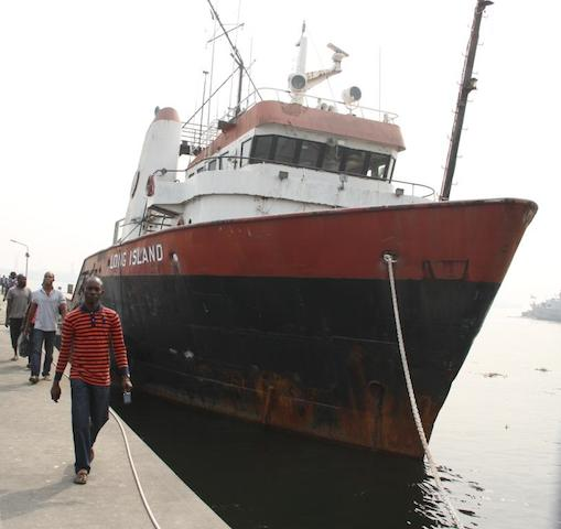 The MV Long ship forfeited to Federal Government