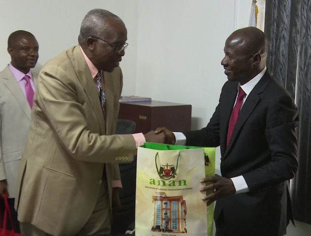 Magu receives information pack from ANAN chief Nzom