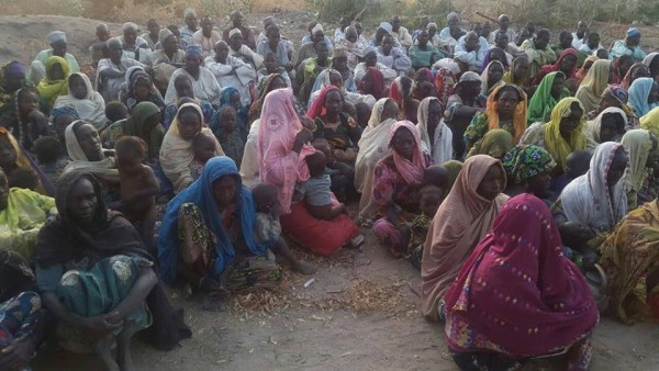 Boko Haram hostages rescued today