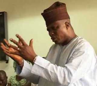 Ogundele: charged with theft of party register