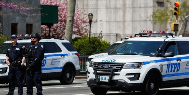Security beefed up in New York