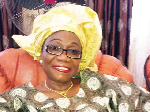 Iyabo Anisulowo: abducted from her farm