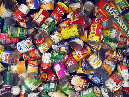 Canned foods: dangerous to one's health