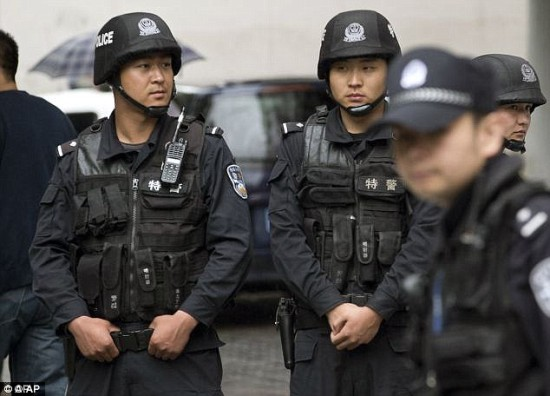 Chinese Police in manhunt for fund manager