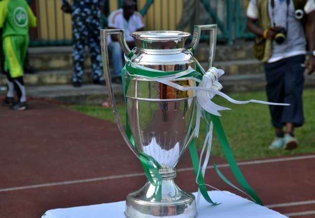 The coveted Federation Cup