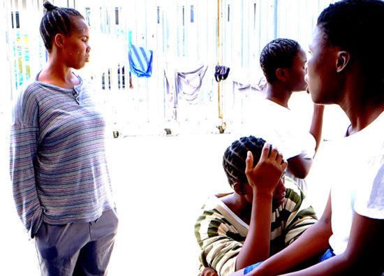 Nigerian ladies trafficked into Italy in detention