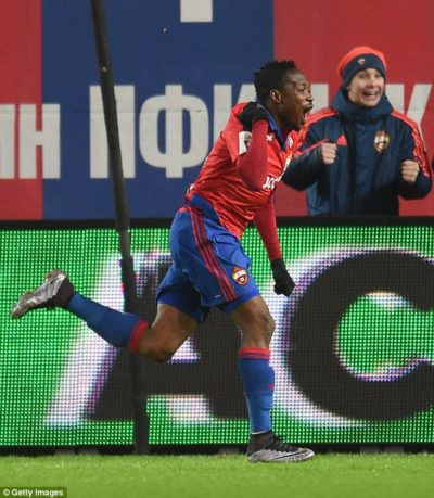 Ahmed Musa: Leicester show interest in the Nigerian international