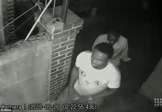 The Nigerians in the Seoul CCTV